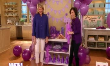 Celebrations With Darcy, Purple Party
