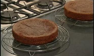 Chocolate Brownie Cake Recipe Part 2