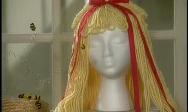 Creating Mop Head Wigs for Halloween