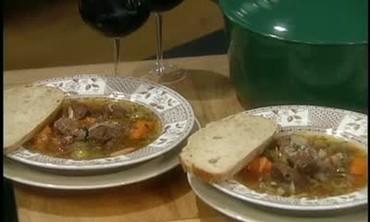 Daube of Lamb with White Wine Recipe