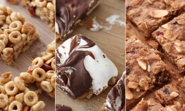 DIY Breakfast, Snack, and Dessert Bars