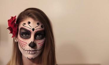 Video: Evil Queen Halloween Makeup | Martha Stewart