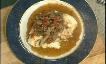 Duck Ragout with Cheesy Grits, Part 2