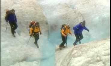 Glacier Hiking on Mendenhall Glacier