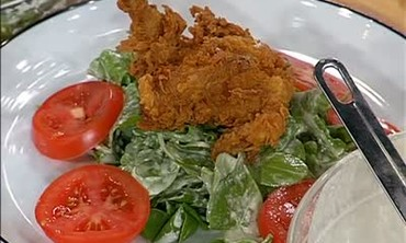 Greens and Fried Quail Recipe Part 2