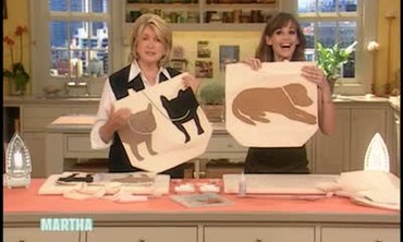 How To Make a Doggie Tote Bag, Part 2