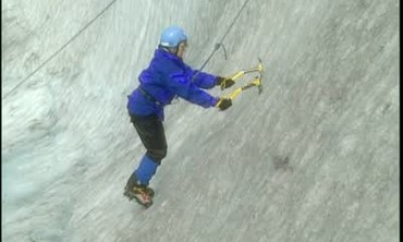 Ice Climbing in the Alaskan Frontier
