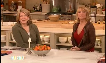 Martha Interviews Kathie Lee Gifford