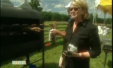 Martha's International Barbeque Event