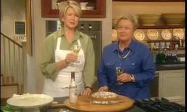 Patricia Wells' Provincial Grape Cake
