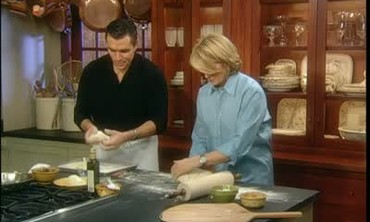 Pizza Dough with Todd English, Part 2