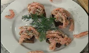 Salmon Tartare For A Romantic Dinner