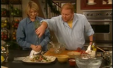 Seafood Salad With Chef Mario Batali