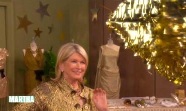 """The Martha Stewart Show"" Blooper Reel"