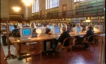 The Role of Computers in the Library