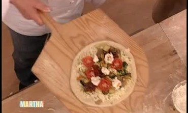 Wolfgang Puck Vegetable Pizza Part 3