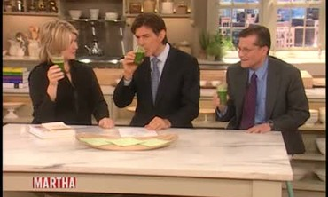 An Interview with Dr. Oz and Dr. Roizen