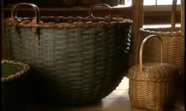 Black Ash Baskets With Jonathan Kline