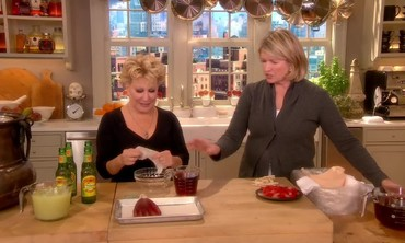 Bloody Poison Punch with Bette Midler