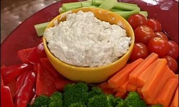 Classic Blue Cheese Dip Recipe, Part. 2
