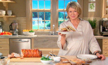Welcome to Cooking School with Martha Stewart