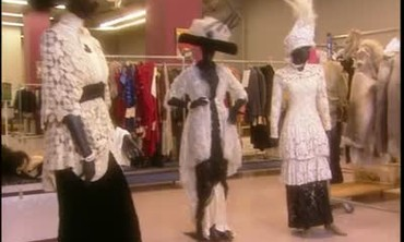 Costume Department At Warner Brothers