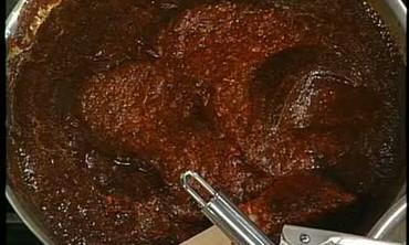 Emeril Lagasse Makes Red Mole Chicken