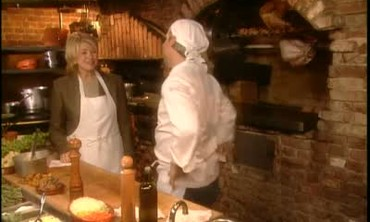 Fire Roasted Rotisserie Turkey, Part 2