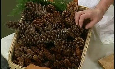 Good Thing: Aromatic Spiced Pine Cones