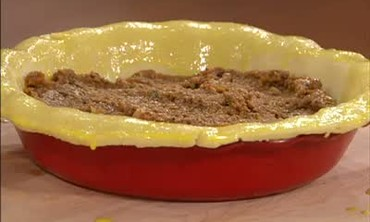 Hardy New England Meat and Potato Pie
