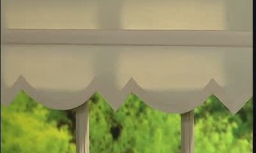 How to Create a Decorative Edge Shade