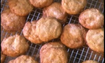 How To Make Lemon Ginger Drop Cookies