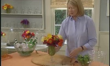 How To Make Small Flower Arrangements