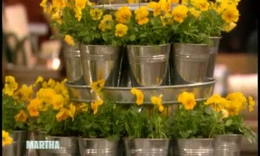 How to Make Stylish Flower Pot Stands