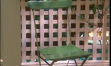 How to Restore Outdoor Chairs, Part 2.