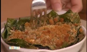 Individual Vegetarian Lasagnas, Part 2