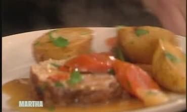 Pork Stew with Chef Stephane Reynaude
