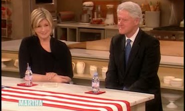 Presidents Day Show with Bill Clinton