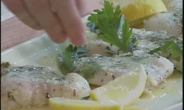 Quick and Easy Lemon Horseradish Sole
