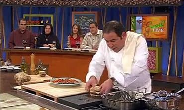 Roast Turkey Panini with Pesto Recipe