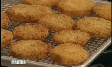 Southern Classic Fried Green Tomatoes