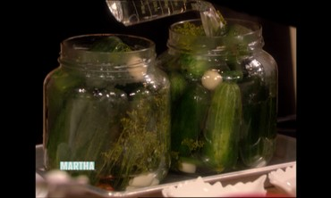 Tatiana Sorokko's Russian Dill Pickles