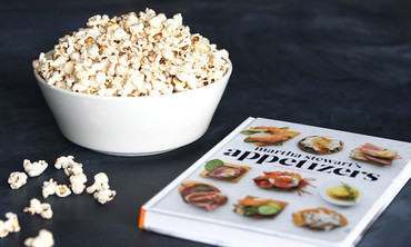 The Trick to Perfectly Popped Popcorn