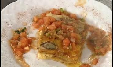 Tomato Sauce for Three Potato Lasagna