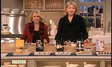 Bacon Wrapped Dates with Joan Rivers