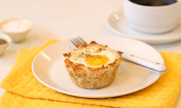 Best Breakfast Ever: Denver Omelet Cups