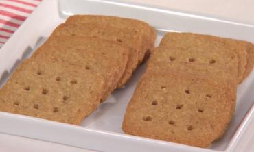 Brown-Sugar Pecan Shortbread Cookies