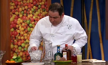 Emeril Lagasse's Prickly Pear Margarita