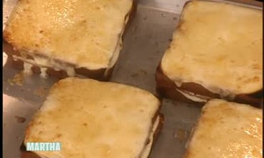 How to Make a Croque Monsieur Sandwich