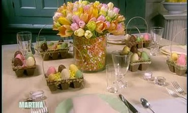 How To Make a Little Easter Egg Basket